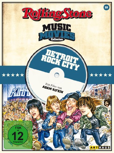 Detroit Rock City / Rolling Stone Music Movies Collection