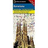 Barcelona (National Geographic Destination City Map)