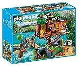 PLAYMOBIL Adventure Tree House Building Kit