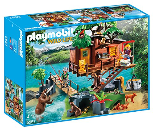 PLAYMOBIL-Adventure-Tree-House-Building-Kit