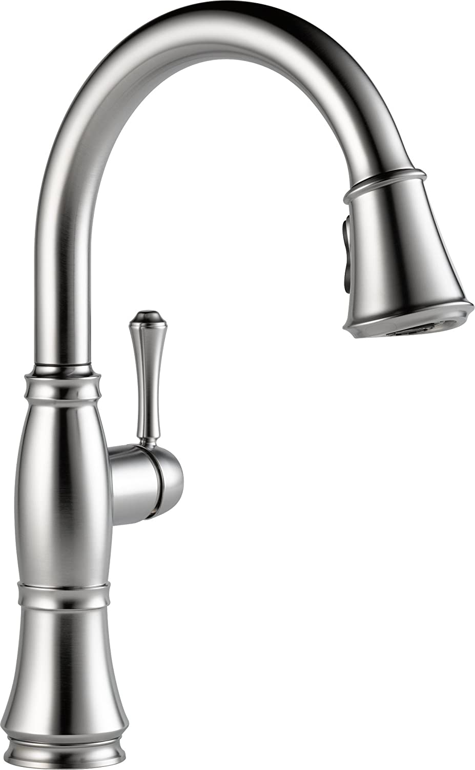DELTA 9197 best pull down kitchen faucet
