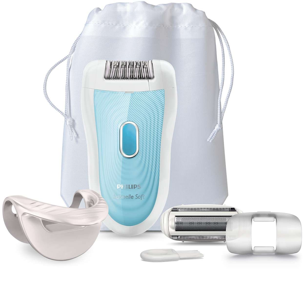Philips BRE210/00 Satinelle Legs & Arms Advanced Epilator