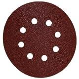 Gancho de grano DEWALT DW4309 80 de 5 orificios, 8 orificios y papel de lija LoopRandom Orbit (paquete de 25)