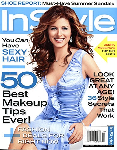 2006-instyle-magazine-debra-messing-cover-may-issue