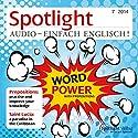 Spotlight Audio - Prepositions. 7/2014: Englisch lernen Audio - Präpositionen Hörbuch von  div. Gesprochen von:  div.