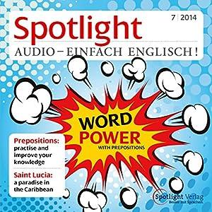 Spotlight Audio - Prepositions. 7/2014 Hörbuch