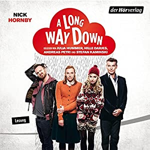 A Long Way Down Audiobook