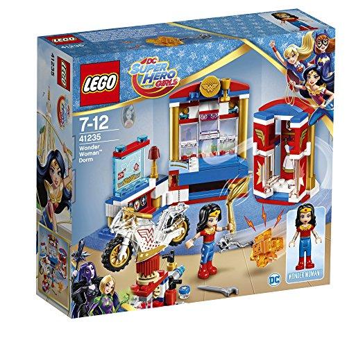 レゴ(LEGO)スーパーヒーローガールズ ワンダーウーマンのドーム 41235
