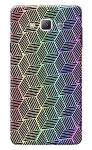 Samsung Galaxy A7 Back Cover Premium Quality Designer Printed 3D Lightweight Slim Matte Finish Hard Case Back Cover for Samsung Galaxy A7 by Tamah