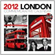 London Commemorative Calendar 2012 with free poster