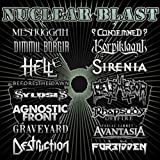 Nuclear Blast Amazon Sampler March 2011