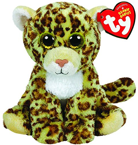 Ty Classic Spotty The Leopard Plush - 1
