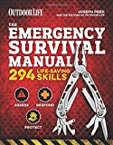 img - for The Emergency Survival Manual (Outdoor Life) book / textbook / text book