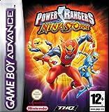 Power Rangers : Ninja Storm (GBA)