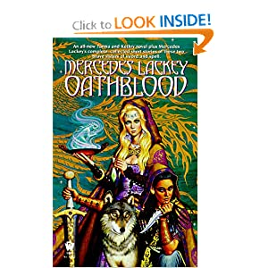 Oathblood (Vows and Honor, Book 3) by Mercedes Lackey