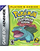 Pokémon Leaf Green (GBA)