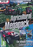 Agricultural Mega Pack - Agricultural Simulator 2012 Plus Farming Giant  (PC)