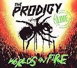 The Prodigy Live World's On Fire [CD & DVD]
