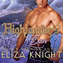 The Highlander's Lady: The Stolen Bride Series, Book 3 Audiobook by Eliza Knight Narrated by Corrie James