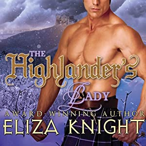 The Highlander's Lady Audiobook
