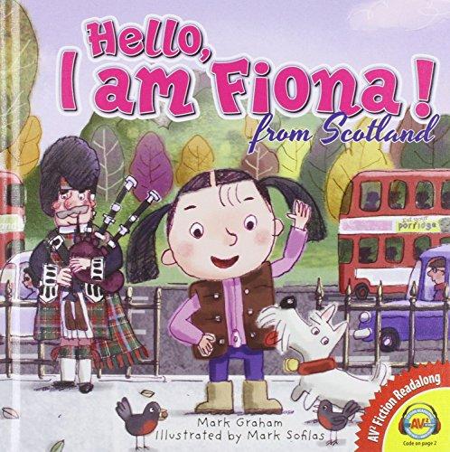 Hello, I Am Fiona from Scotland (Av2 Fiction Readalong 2015)