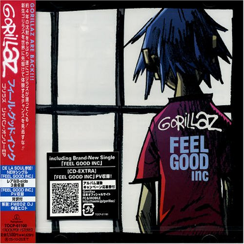 Gorillaz - Feel Good, Inc. - Zortam Music