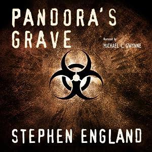 Pandora's Grave: Shadow Warriors Series Audiobook