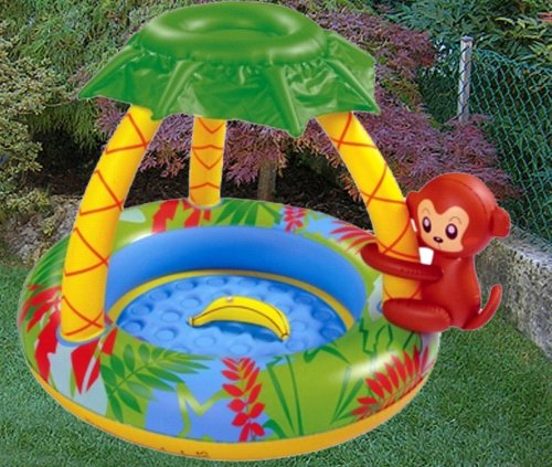 Kinder swimmingpool preisvergleiche erfahrungsberichte for Gartenpool kinder