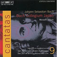 Ein ungefarbt Gemute, BWV 24: Recitative: Die Heuchelei ist eine Brut (Bass)
