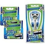 Dorco Pace 6 Plus- Six Blade Razor Sy...