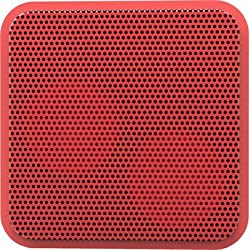 Portronics Cubix BT Portable Bluetooth Speaker - Red