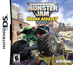 Monster Jam Urban Assult - Nintendo DS