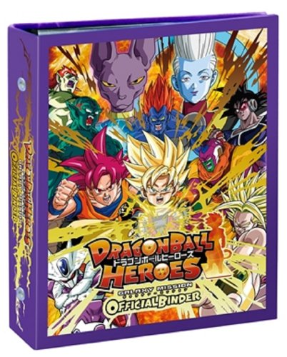 Dragon Ball Z Dbz Goku Super Japan Anime Official Binder