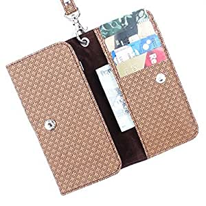 Dooda PU Leather Flip Pouch Case For HTC Droid DNA