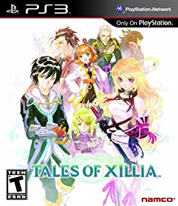 Tales of Xillia from Bandai