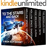 To the Stars and Back: 5 Book Science Fiction Bundle