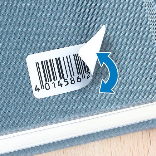 Herma 4210 Étiquettes movables/amovibles 38,1 x 12,7 A4 Blanc