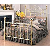Clairemont Bed By Charles P. Rogers - Full Bed High Footboard