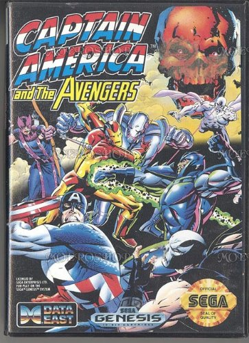 Captain America and the avengers [US Import]