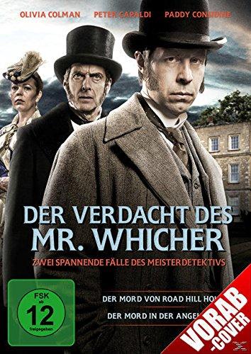 Der Verdacht des Mr. Whicher - Der Mord von Road Hill House/Der Mord in der Angel Lane
