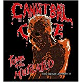 Cannibal Corpse - Aufnäher/Patch Tomb Of The Mutilated