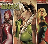 img - for 2014 Women of Marvel Wall Calendar book / textbook / text book