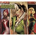 Women of Marvel 2014 Calendar