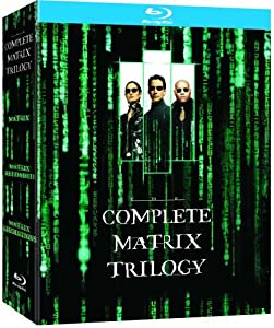 "Cover of ""Matrix-Trilogy [Blu-ray]"""