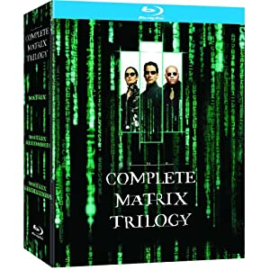 The Complete Matrix Trilogy [Blu-ray] [1999][Region Free] $19.22 delivered