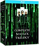 The Complete Matrix Trilogy Blu-Ray Box Set Region Free
