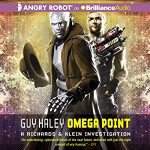 Omega Point: A Richards & Klein Investigation, Book 2 | [Guy Haley]