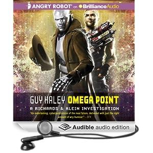 Omega Point: A Richards & Klein Investigation, Book 2 (Unabridged)