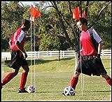 Agora 6' Soccer Training Flag
