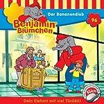Der Bananendieb (Benjamin Blümchen 96) | Klaus-Peter Weigand